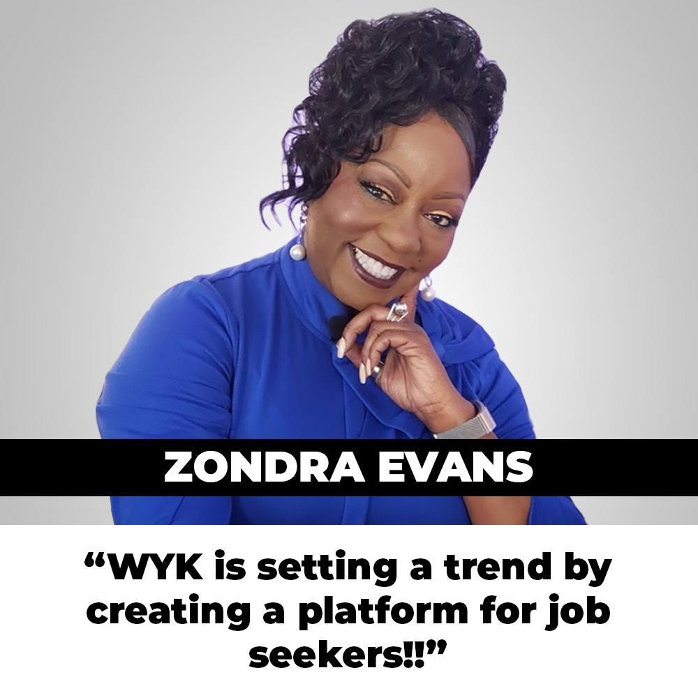 Zondra Evans
